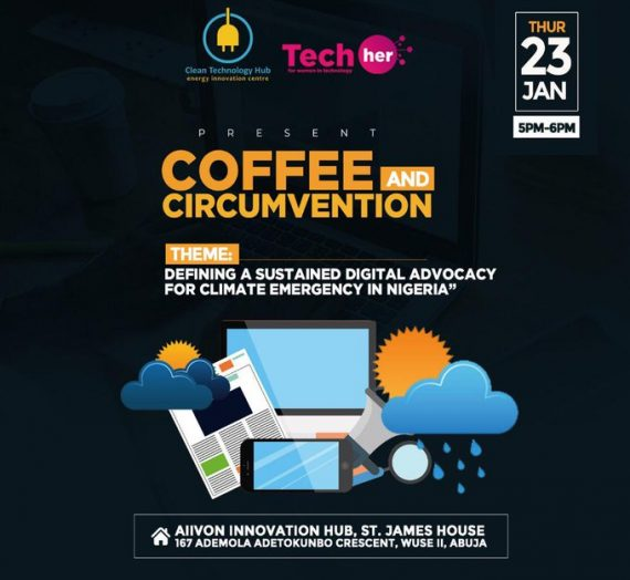 COFFEE AND CIRCUMVENTION BY TECHHER NG AND CLEAN TECHNOLOGY HUB