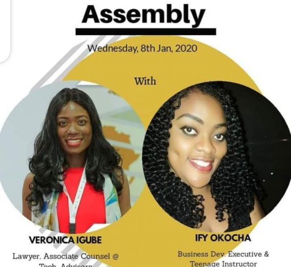 RADIO DISCUSSION ON CURBING VIOLENCE AMONG YOUTH IN NIGERIA ON CLICK NAIJA'S YOUTH ASSEMBLY