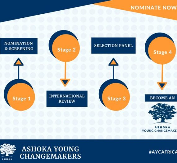 ASHOKA YOUNG CHANGEMAKER NOMINATIONS