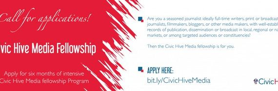 2020 BUDGIT CIVIC HIVE MEDIA FELLOWSHIP PROGRAM FOR JOURNALISTS