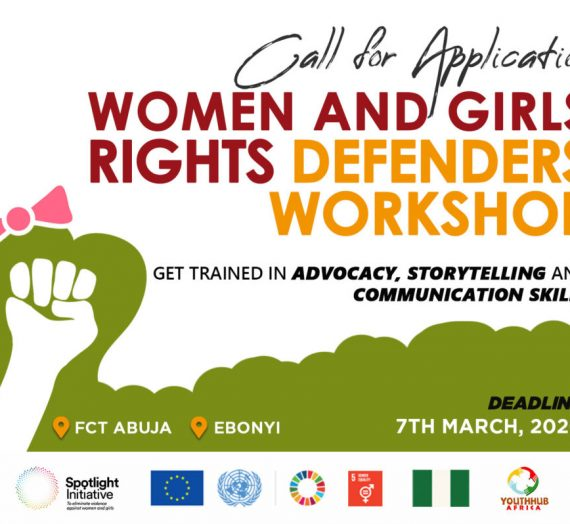 WOMEN'S AND GIRLS RIGHTS DEFENDERS WORKSHOP