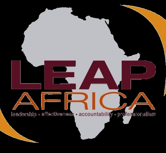 LEAP AFRICA- APPLICATION FOR PARTNERSHIP AND FUNDRAISING MANAGER 2020