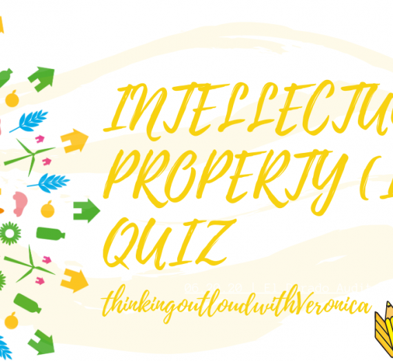 INTELLECTUAL PROPERTY (IP) QUIZ