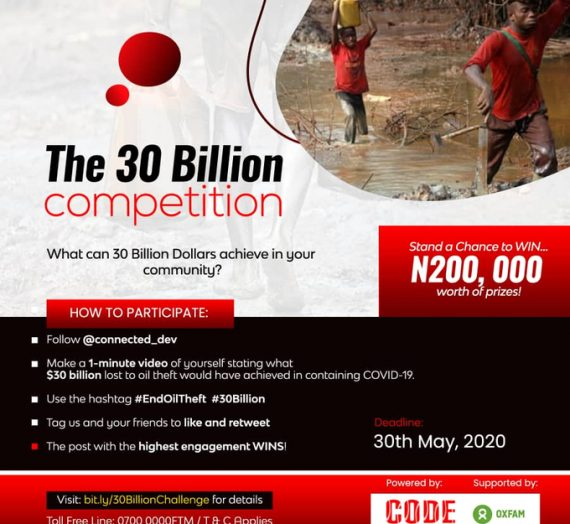 THE #30 BILLION CHALLENGE