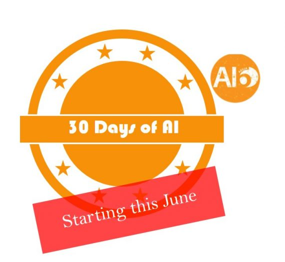 30 DAYS OF AI CHALLENGE
