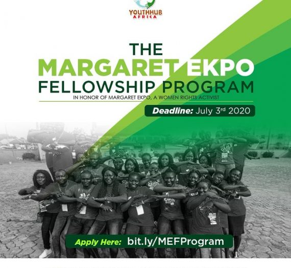 THE MARGARET EKPO FELLOWSHIP PROGRAM FOR WOMEN RIGHT (MEFP)