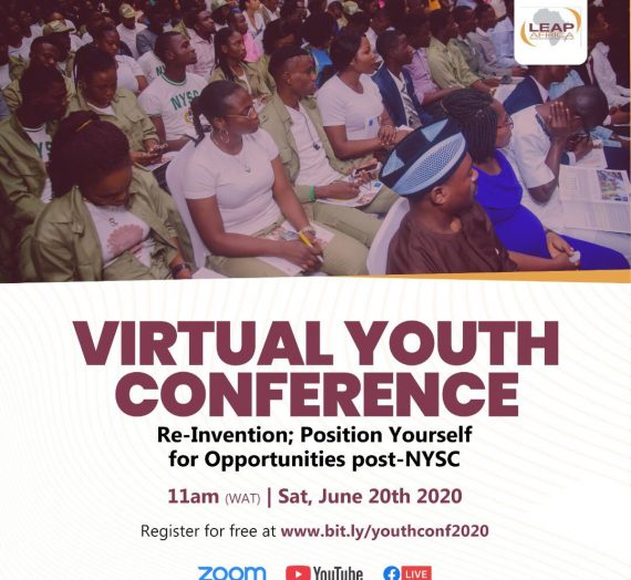 iLEAD VIRTUAL YOUTH CONFERENCE