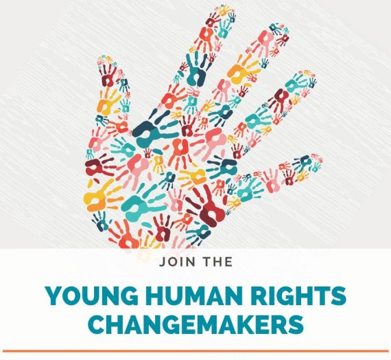 YOUNG HUMAN RIGHTS CHANGEMAKERS