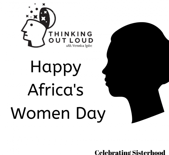 HAPPY AFRICA'S WOMEN DAY 2020
