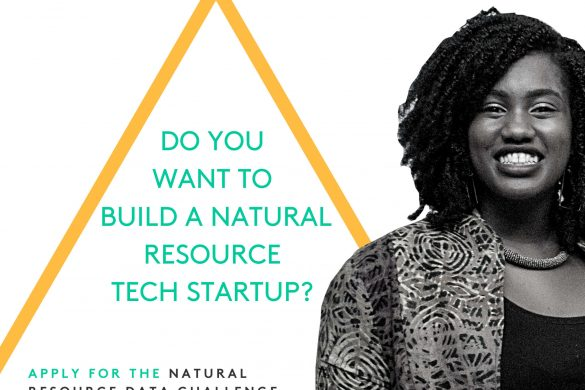 Apply for the Natural Resource Data Challenge 2020