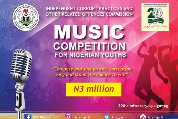 ICPC Anti-Corruption Music Competition