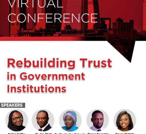 REBUILDING TRUST IN NIGERIAN INSTITUTIONS BY CODE