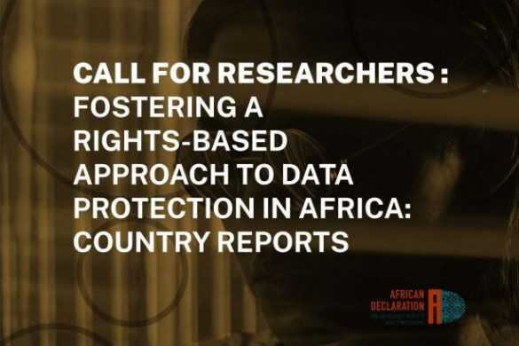 Call for in-depth research on privacy and data protection in Africa