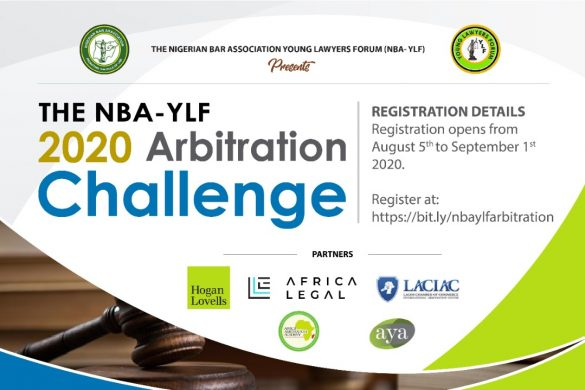 NBA YLF LAUNCHES ARBITRATION CHALLENGE