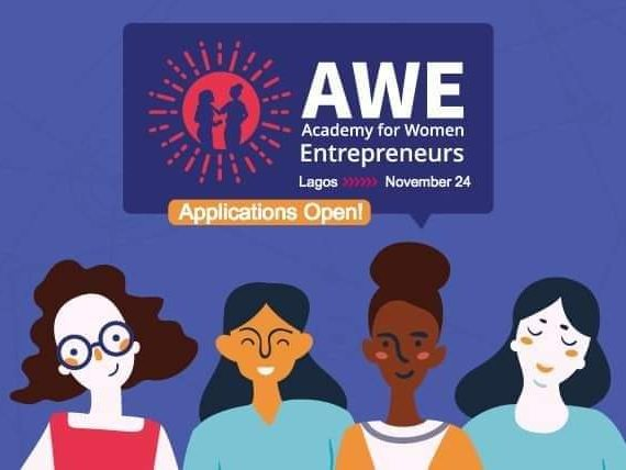 ACADEMY FOR WOMEN ENTREPRENEURS (AWE) 2020