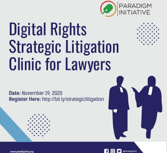 Digital Rights Strategic Litigation Workshop