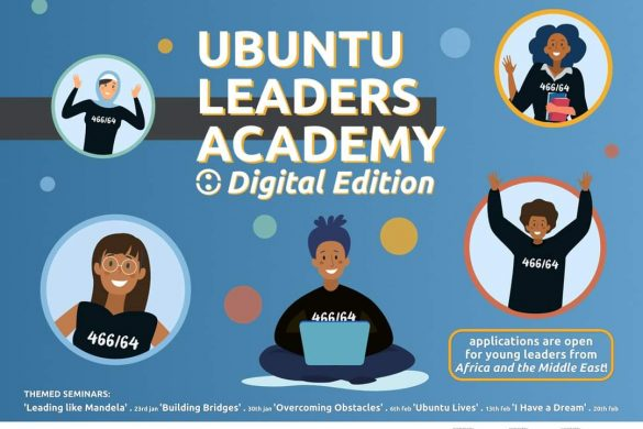 UBUNTU LEADERS ACADEMY – ONLINE TRAINING 2021