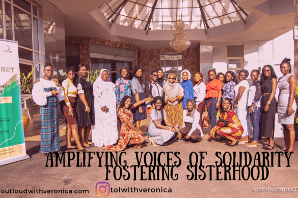 AMPLIFYING VOICES OF SOLIDARITY AND FOSTERING SISTERHOOD