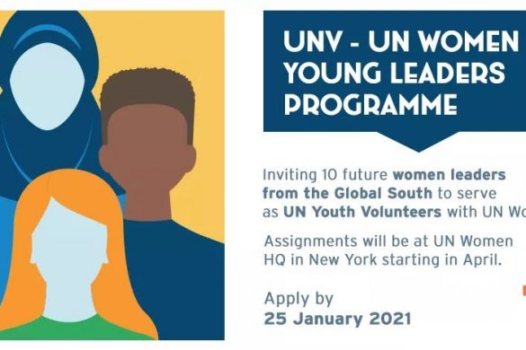 United Nations Volunteers (UNV)- United Nations (UN) Young Women Leaders (YWL)